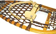 GV Snowshoes Traditional Leather Snowshoe Bindings