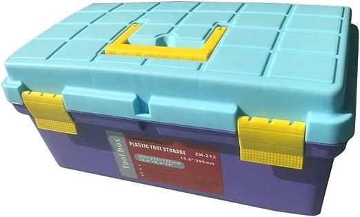 Caballete Artes y Manualidades Pintura Caja de Almacenamiento caligrafía Pintura al óleo de la Caja de Agua de Hardware de Almacenamiento de Arte Caja de Herramientas portátil Hogar Grande Artes y Ma: