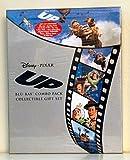 Disney Pixar UP Blu-Ray Combo Pack Collectible Gift Set
