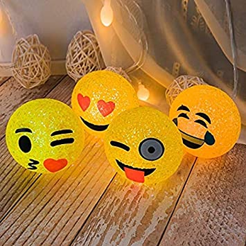 Lights & Lighting Halloween Pumpkin Lamp 3d Print Night Light Colorful Night Lamp Expression Led Night Light Home Party Decoration Childrens Gift