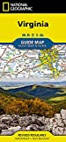 Virginia (National Geographic Guide Map)