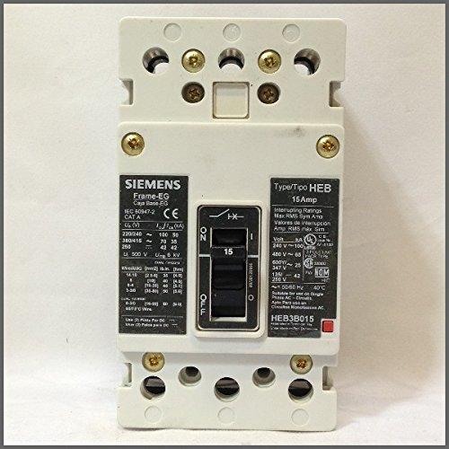 Siemens Distribution And Controls - Heb3B050B