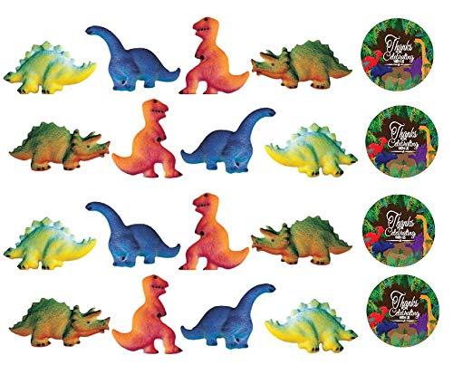 Dinosaur Cake Pops - 24pk Dinosaur 2 1/4