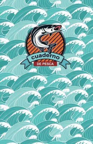 Cuaderno de pesca: Olas (2) (Spanish - Olas Boulevard Los