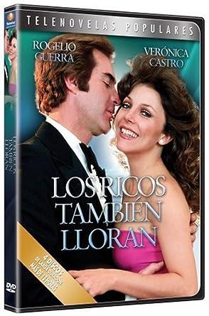 Amazon Com Los Ricos Tambien Lloran Los Ricos N A Movies Tv