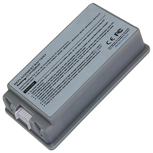 USTOP Battery for APPLE PowerBook G4 15