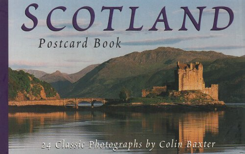 Read Online Scotland Postcard Book: 24 Classic Photographs pdf epub