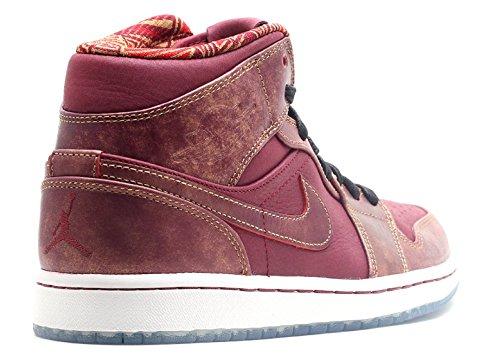 Nike Air Jordan 1 Mid Bhm Bhm - 647561-605