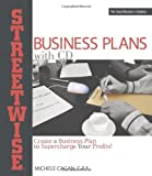 img - for Streetwise Business Plans: Create a Business Plan to Supercharge Your Profits! book / textbook / text book