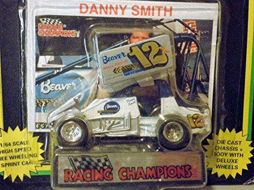 [해외]Danny Smith Sprint Car World of Outlaws series One 1:64 scale die-cast Racer by Racing Champions / Danny Smith Sprint Car World of Outlaws series One 1:64 scale die-cast Racer by Racing Champions
