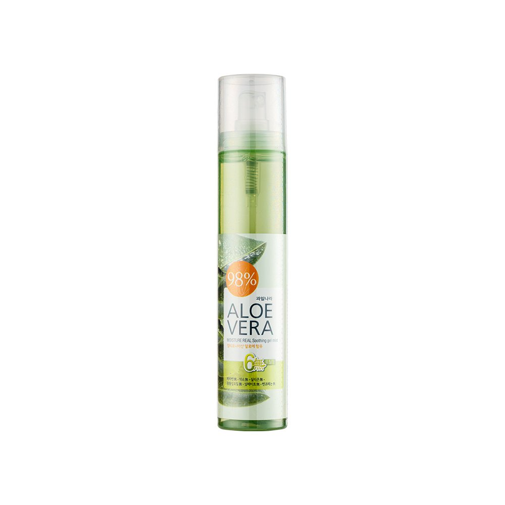 [Welcos] Aloe Vera Moisture Soothng Gel & Mist (1. Mist 118ml) by Kwailnara