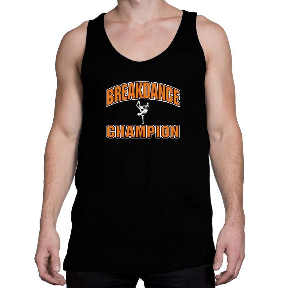 Idakoos Breakdance Champion Tank Top