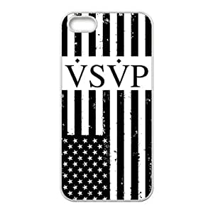US. Flag VSVP Cell Phone Case for iPhone 5S