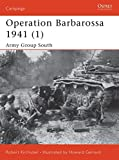 img - for Campaign 129: Operation Barbarossa 1941 (1) Army Group South book / textbook / text book