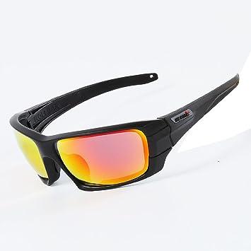 Deportes al aire libre a caballo gafas polarizadas anti-ULTRAVIOLETA gafas de sol tácticas de