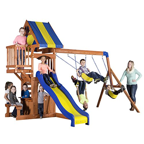 backyard-discovery-peninsula-all-cedar-wood-playset-swing-set