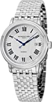 Raymond Weil Maestro Automatic Steel Mens Watch 2837-ST-00659 by Raymond Weil