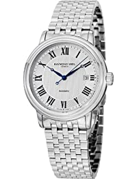 Maestro Silver Dial SS Automatic Male Watch 2837-ST-00659
