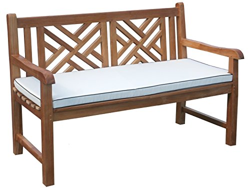 Chippendale Garden Bench - Cushion For Double Chippendale Bench / Swing- Only Fits Chic Teak Furniture