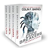 Book cover image for Code Breakers Complete Series: Books 1-4