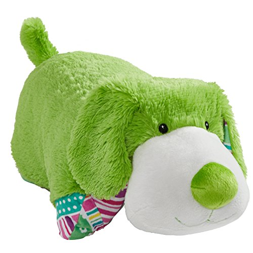Pillow Pets Colorful Puppy Large