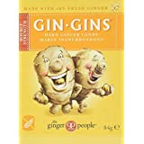 The Ginger People - Gin Gins - Hard Ginger Candy - 84g