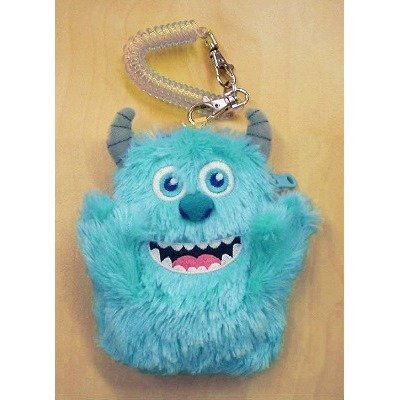 - Nakajima Corporation (NAKAJIMA CORPORATION) Disney Monsters University stuffed toy mobile cases Sally-face-type