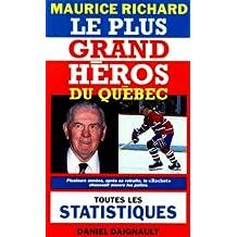 Maurice richard plus grand..