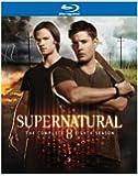 Supernatural: The Complete Eighth Season [Blu-ray]