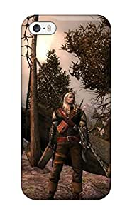 Special Design Back The Witcher Phone Case Cover For Iphone 5/5s
