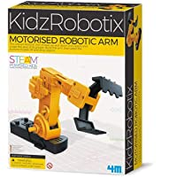4M FSG3413 KidzRobotix Motorised Robotic Arm