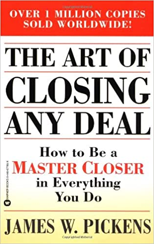The Art Of Closing The Sale Pdf