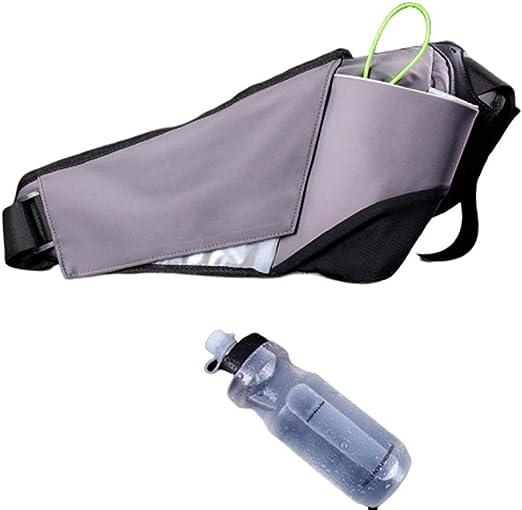 Hydration Running Belt Riñonera con Una Botella De Agua De 600 Ml ...