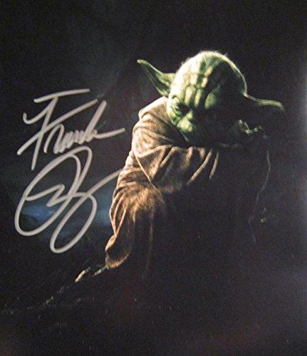 Yoda Signed - 2