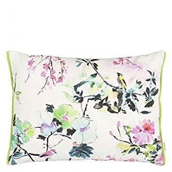 Designers Guild Coussin Chinoiserie Outdoor Peony: Amazon.fr ...