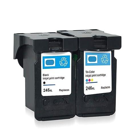 10 PK PG245XL PG-245XL Black Ink For Canon PIXMA iP2820 MX492 MG2924 MX490