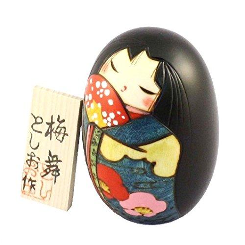 Kokeshi Doll - Umemai Japan Craft