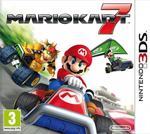 3DS Mario Kart 7: Amazon.es: Videojuegos