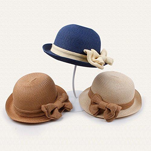 Kekolin Womens Foldable Summer Sun Beach Straw Hats accessories Wide Brim
