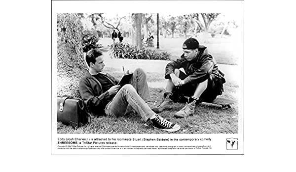 Amazon.com: Vintage photo of Josh Charles with Stephen Baldwin in Threesome: Entertainment Collectibles