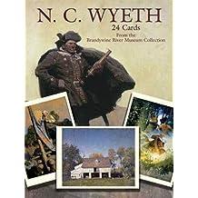 N. C. Wyeth: 24 Cards