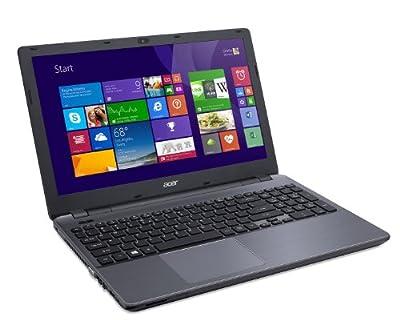 Acer Aspire E5-571-58CG 15.6-Inch Laptop (Intel Core i5-5200U Dual-core 2.20 GHz Processior, 6 GB, DDR3L SD Ram, 1 TB HDD, Windows 8.1 OS)