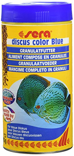 sera 326 discus color Blue 3.9 oz 250 ml Pet Food, One (326 Ken)