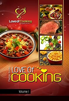 Love of Cooking: Volume I by [Brooks, Maggie ]