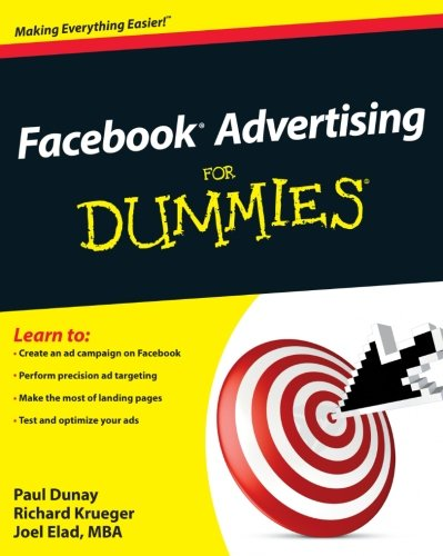 Facebook Advertising For Dummies