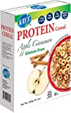 Kay's Naturals Protein Cereal, Apple Cinnamon, Gluten-Free, Low Carbs, Low Fat, All Natural Flavorings, 9.5 Ounce (Pack of 6) Review