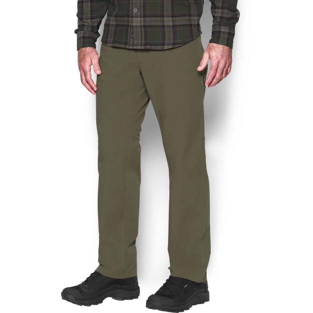 Under Armour Men's Storm Covert Tactical Pants, Marine Od Green /Marine Od Green, 30/32 by Under Armour (Image #1)