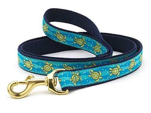 Image of Up Country Sea Turtle Dog Leash - 6 Ft Wide