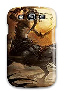 2617118K32068234 Galaxy S3 Creature Print High Quality Tpu Gel Frame Case Cover