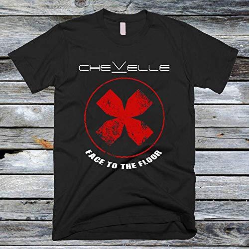 Chevelle Face To The Floor 1 TShirt Gift For Men Women